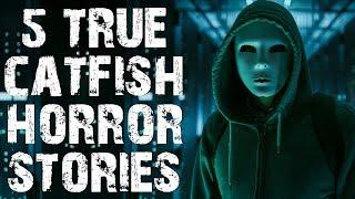 5 TRUE Creepy & Disturbing Catfish Horror Stories | (Scary Stories)