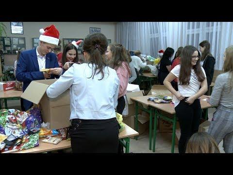 MYSZKÓW - Pomogli św. Mikołajowi