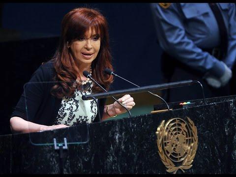 24 de SEP. 69º de la Asamblea General de la ONU. Cristina Fernández.