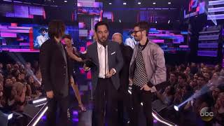 LINKIN PARK: Best Alternative Rock Band Winner AMAS 2017