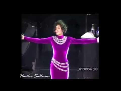 Whitney Houston - Live at Atlantic City 1993