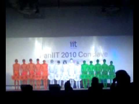 Prince Dance Group - PanIIT conclave 2010.mp4