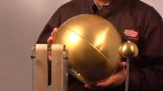 Van De Graaff Electrostatic Generator Demonstration