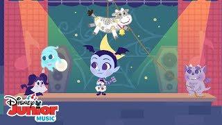 Vampirina Nursery Rhymes!   🎶 Disney Junior Music Nursery Rhymes   Disney Junior