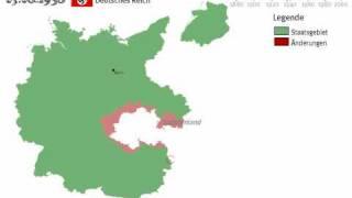 Die Geschichte des deutschen Staates seit 1867 - staatliche und territoriale Entwicklung