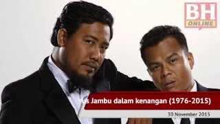 Yus Jambu dalam kenangan (1976-2015)