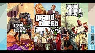 Grand Theft Auto 5 ( GTA 5 ) Online with Office - Hangar - Bunker & MotorBike Club  - 22.04.2018