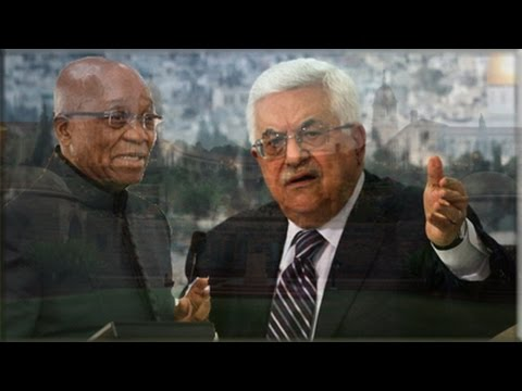 Pres. Zuma and Abbas press briefing, 26 November 2014