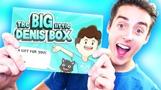 THE DENIS BOX!! (Unboxing)