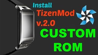 CUSTOM ROM Gear 2 and Neo! PRE-ROOTED Simple and Quick Tutorial! NO camera shutter SOUND!