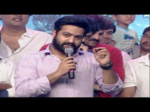 NTR Speech @  Kick 2 Telugu Movie Audio Launch - Ravi Teja,Rakul Preet - 2015