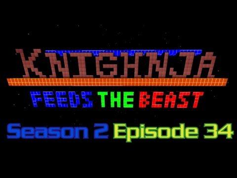 FTB Ultimate Pack - S02 E34 - Aura Nodes & Channel Talk (REUPLOADED)