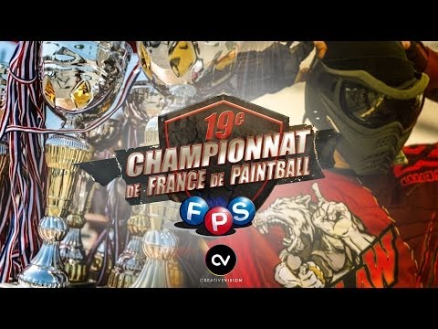French Championship 2014 of paintball - Creative vision