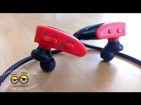Sony 2GB W Series Walkman Meb Keflezighi Review- Great running Walkman