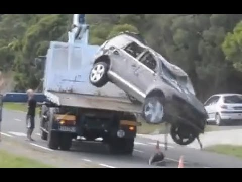 Car accident car crash compilation 2014 part 29