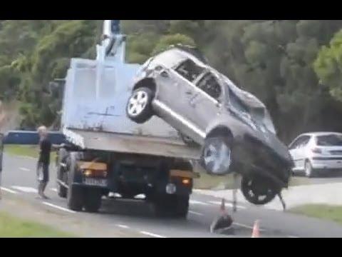 Car accident car crash compilation 2014 part 29