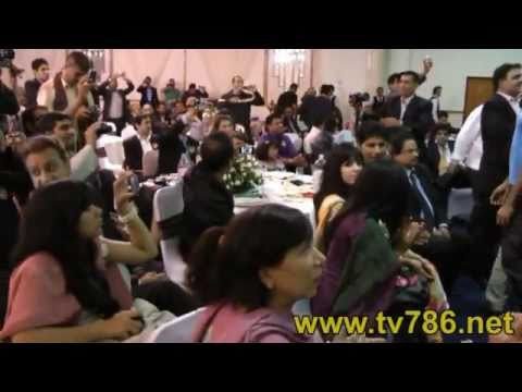 Attaullah Khan Essakhilvi-A thewa mundri da thewa at PTI UK...
