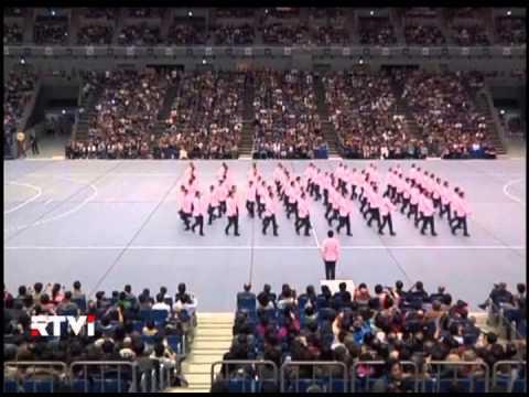 В японии появился новый вид спорта