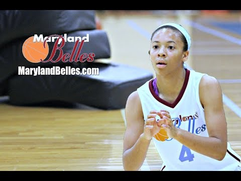 Kayla Bacon Maryland Belles