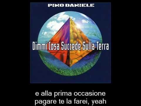 Pino Daniele - Non Ho Paura Del Mostro