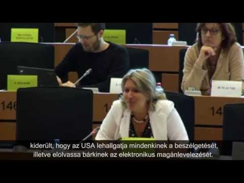 Mit csinált Viviane Reding asszony a Bilderberg ülésen? - szegezte neki a kérdést Morvai Brüsszelben