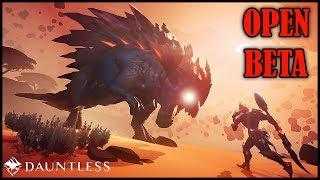 Dauntless   Probando la Open Beta   Gameplay en Español
