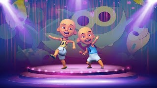 download lagu Upin Ipin Baby Shark Challange Dance Remix Parody Gokil gratis