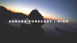 [NOR8] AURORA FORECAST : HIGH ☆ オーロラ予報「HIGH」