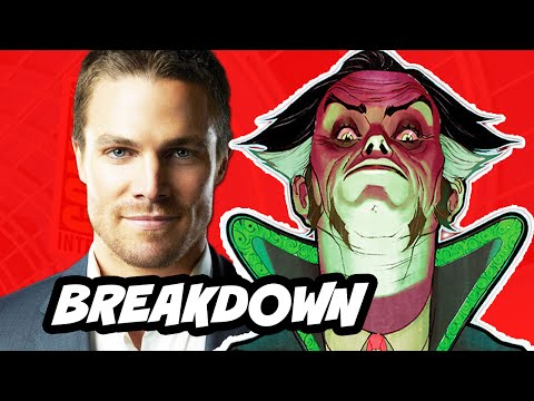Arrow Season 3 Ra's Al Ghul Trailer Breakdown - Comic Con 2014
