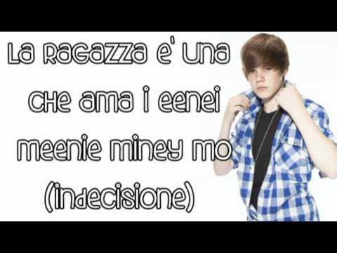 Justin Bieber Feat Sean Kingston - Eenie Meenie *traduzione* video