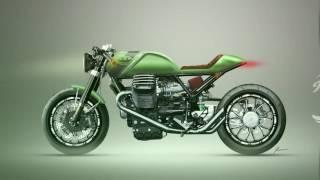 Radical Guzzi Cafe Racer MGR 1200