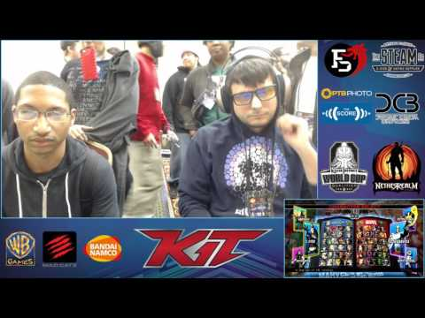 KiT16 - UMvC3 Teams - Too Much Dap our Schedule is Full vs Team Reckless