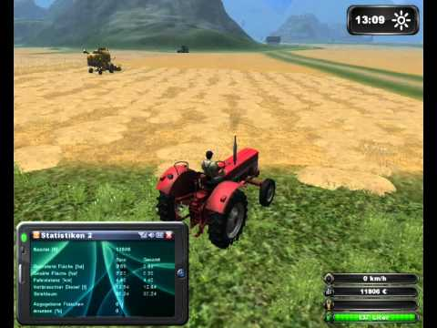 Landwirtschafts Simulator 2011 - Gameplay [PakKo]