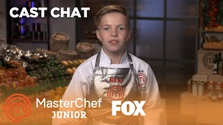 My Best Gordon Ramsay Impression | MASTERCHEF JUNIOR: CELEBRITY SHOWDOWN