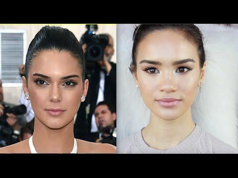 Kendall Jenner Met Gala Makeup Tutorial