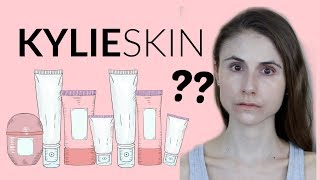 DERMATOLOGIST REVIEWS KYLIE SKIN INGREDIENTS| DR DRAY