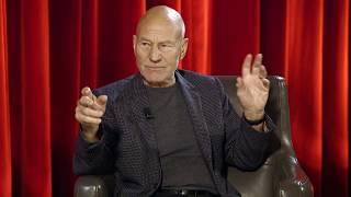 The Hollywood Masters: Patrick Stewart on Star Trek: The Next Generation