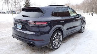 2019 Porsche Cayenne S and Turbo Review