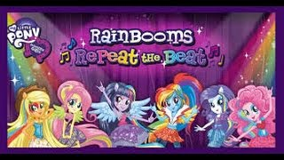 Equestria Girls Rainbow Dash   My Little Pony Games   Dress Up Games