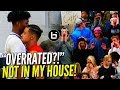 OVERRATED Julian Newman Vs UNDEFEATED Host School SOLD OUT Crowd mp3