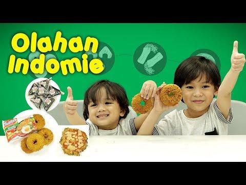 KATA BOCAH tentang Olahan Indomie (Pizza, Donat dan Kebab) | #45