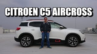 Citroen C5 Aircross - Comfy is Chic (ENG) - Test Drive and Review