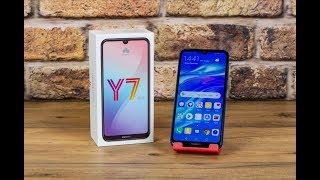 Huawei Y7 (2019) Akıllı Cep Telefon Ürün İnceleme