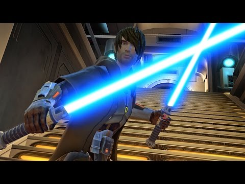 ◀Star Wars: The Old Republic - A Saber For Your Thoughts