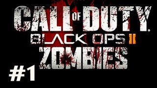 Black Ops 2 Zombies TRANZIT w/ Kootra Ep.1 - AND SO IT BEGINS