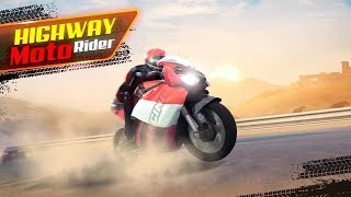 Highway Moto Rider - Traffic Race Android Gameplay