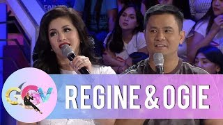 GGV: Regine shares how she became close friends with Ogie's ex-wife, Michelle Van Eimeren
