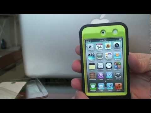 iPod Touch 4th Gen OtterBox Defender Review