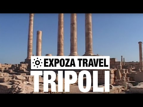 Tripoli Vacation Travel Video Guide