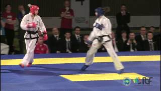 Taekwon-Do ITF -  Free Sparring Highlights